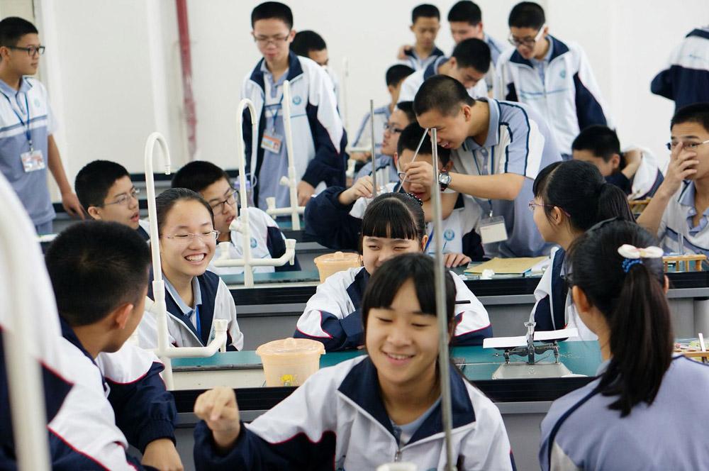 广州好技校